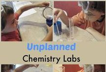 Chemistry / Resources for Teaching Christian Kids Explore Chemistry by Bright Ideas Press.