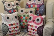 Owls / I got my first owl when i was one day old ....and the collection has been growing ever since!