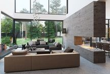 living space / How living spaces can be enhanced and transformed through clever use of accessories and colours