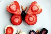 Berry Recipes for Kids / Incorporate berries into your childs' diet with these easy and creative recipes your little ones will love! / by Naturipe Farms