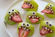 Berry Scary Halloween Recipes / by Naturipe Farms