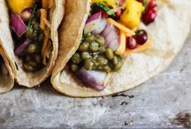 R- is for Recipes / Vegetarian Inspired Cuisine  / by Jennifer Mix