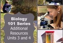 Biology 101 / Additional Resources for Biology 101 Series.