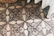 Tile heaven  / Beautiful tiles / by Sketchgirl & Co.