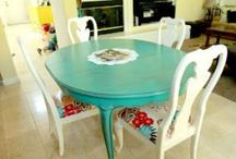furniture ideas. / inspiration for furniture makeovers.  / by pickel swimming