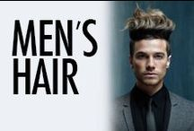 Men's Hair / Great Mens's Hair from the talented Hair Artists on Bangstyle.com