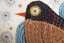 Embroidery / by Michelle Ray Viscal