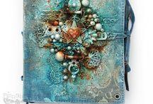 Mixed media and art journaling