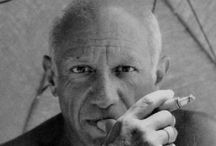 Pablo Picasso / by James Colburn