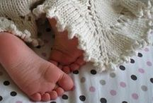 Knitting for Baby / Baby Knitting Patterns / by Michelle Ray Viscal
