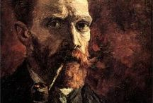 Vincent Van Gogh  / by James Colburn