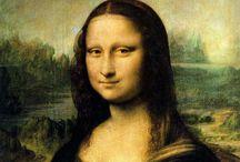 Lenardo da Vinci / by James Colburn