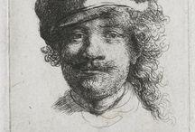 Rembrandt Van Rijn / by James Colburn