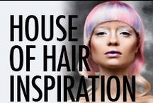 House of Hair Inspiration / All the new, fun features on the Bangstyle App!
