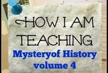 Mystery of History volume IV / Resources for Teaching Mystery of History volume IV by Bright Ideas Press.