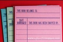 Book Lover Birthday Party / Birthday Party Ideas for the lady who loves books.