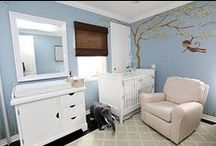 Inspired Baby Rooms / Ideas to prepare for the arrival of your precious little one! www.ideservepeace.com / by Shelley Rubalcava