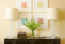 Decorative Walls & Displays / by Shelley Rubalcava