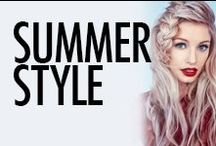 Summer Style / Travel, Vacation, Fashion, Lifestyle