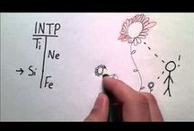 INTP Worlds upon Worlds / I'm an INTP, for the most part, but most people aren't one single personality type. Sometimes INXP is more accurate, because INFP qualities apply as well. Not all INTPs are alike, varying on their scale of each quality, and we humans don't stay static, but are more dynamic in nature, especially in different situations. / by Stephanie Grable