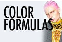 Colorist Formulas