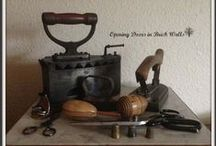 Tuesday's Child's Family Heirlooms / An inventory of my family heirlooms, one week at a time.
