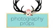 Photography Props / Photography props, ideas, inspiration, diy, amylanham.com