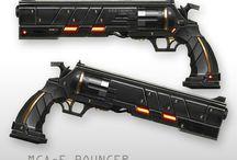 Ideas 3D - Guns / Guns, armes de foc, armas de fuego