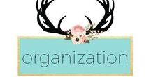 Organization / organization ideas, small closets, small bathrooms, small houses, small living, amylanham.com
