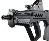 Ideas 3D - Weapons - Assault Rifle / Assaut Rifle - Fusell d'Assalt - Rifle de Asalto