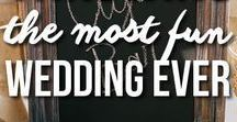 Wedding Reception Ideas / Design the wedding reception of your dreams!