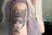 tattoosandstuff / by Sophie Rosie