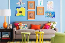 DECORATE / Home decor ideas. / by Julie Gowler
