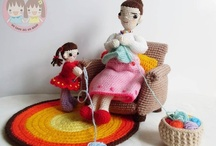 crocheting / by Annette Grant