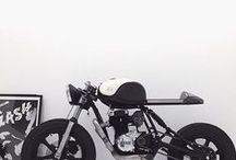.. juguetes / #caferacer #cafe racer #cars #gadgets