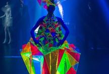 WOW®  Winners / A selection of some of the award-winning garments from the World of WearableArt Awards Show.