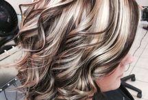 Hair colors & Styles / Hair