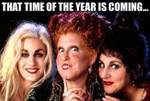 All Hallows' Eve!