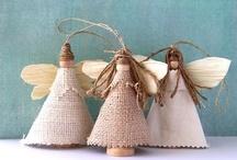 Angel Crafts / by Mitzie Williams
