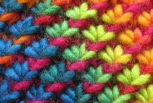 Crafty crafty - knitting