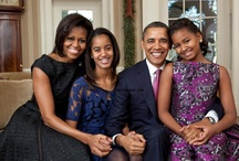 My President and the First Family / by Karen Szuba