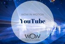 Watch WOW® / A selection of footage from the World of WearableArt Awards Show on YouTube.