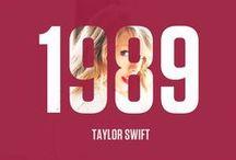 Taylor Swift / by Selene Stone