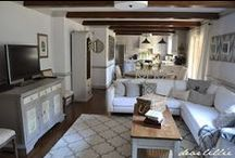 Dream House - living room / by Katie Kildebeck Gold