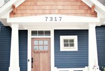 Dream House - exterior / by Katie Kildebeck Gold