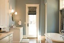 Dream House - bathrooms / by Katie Kildebeck Gold