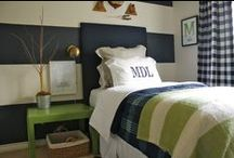 Dream House - bedrooms / by Katie Kildebeck Gold