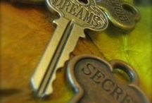 Keys and Key Holes / by Michelle Morgan
