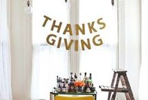 Thanksgiving / by Rachel Adell