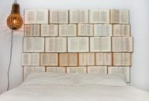 Book Art / Various designs and beautiful book art ideas to spice up your interior! / by WPG Uitgevers België